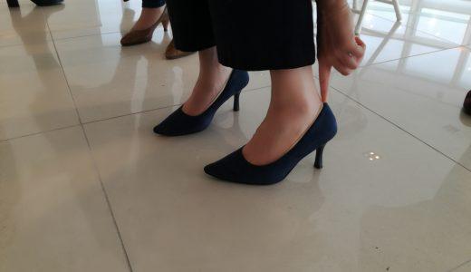 足に合ってない靴ってどんな靴?